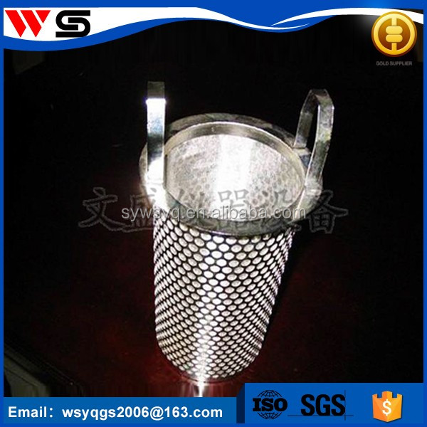 high filtration effection micron nylon filter mesh indufil elements