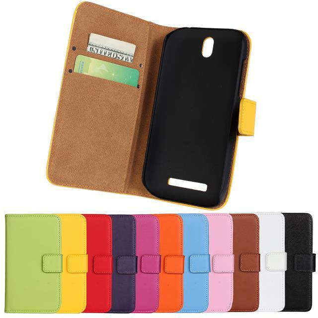 Hot Flip Phone Case for HTC One X, Phone Case for HTC One X with Card Slot and Stand