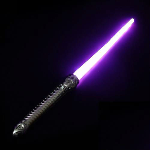 LED 2 Mode Saber Sword- Pink