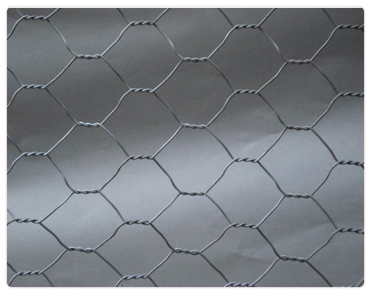Hexagonal Wire Mesh Netting