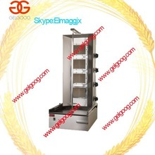 Hot sales 4 burners gas doner kebab machine/doner kebab machine for meat roasting/small doner kebab machine for Beef