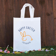 New Cheapest Price Promotional Happy Easter Non Woven Shopping Bag