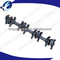exhaust valve rocker arm