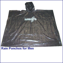 2014 Popular Promotion Rain Ponchos for Men