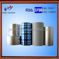 pharmaceutical aluminum foil products