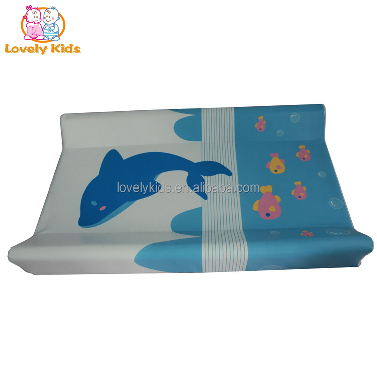 baby changing table waterproof baby chaning board diaper mattress 8302 with SGS test
