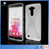 X Line Gel TPU Case Cover For LG G VISTA VS880 Cell Phone Case Soft Back Cover