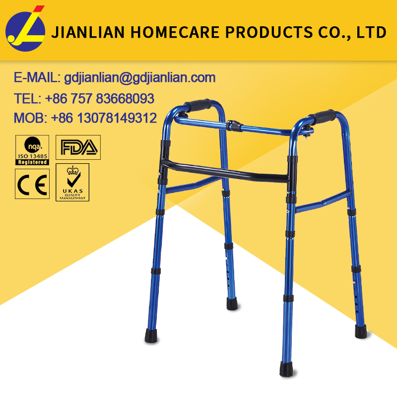 JL orthopedic junior Aluminium walker 9162L