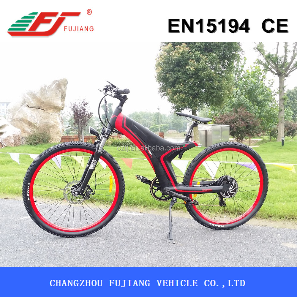 36V 250W electric bicycle accelerator malaysia with EN15194