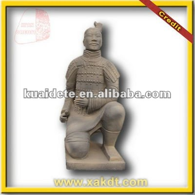 Handsome Terracotta Warriors Statue China Replicas CTWH-2019