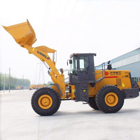 5 tons compact loader with 2.5 yard bucket(W156)