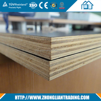 High quality cheap price list 5x10 greenply plywood