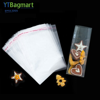 YTBagmart Food Package Plastic Clear OPP Bag Definition
