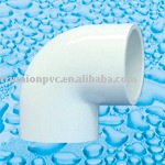 Plastic PVC Pressure Fittings 90 deg elbow PN16