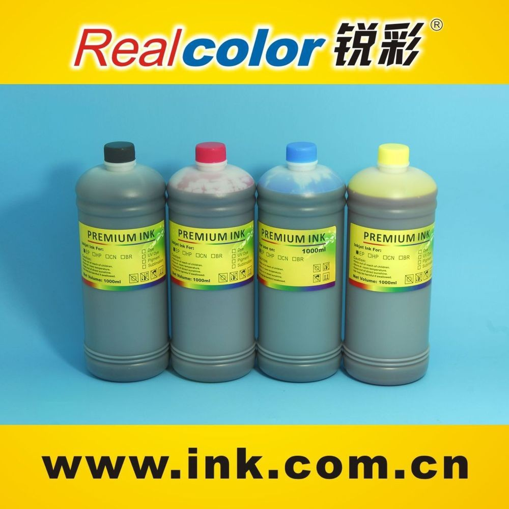 water based dye ink for hp970 printer ink