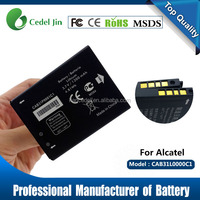 mobile battery for micromax phones for Alcatel CAB3010010C1batterier