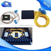 2016 good quality new fiber optic distribute box , optic fiber splitter