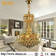 multi color crystal chandelier ,handing lightC1045