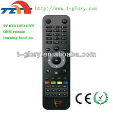 set top box remote control with high quality UL ROHS ISO