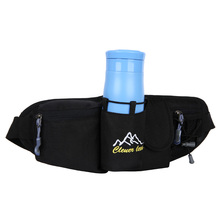 Running and Jogging Waist bag Water Bottle Holder trend fancy fanny pack