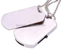 dog tag necklace usb flash drive
