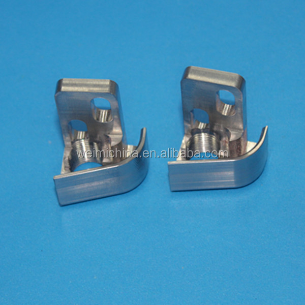 high quality precision Copper,Aluminum, Stainless Steel CNC milling Parts for hardware parts