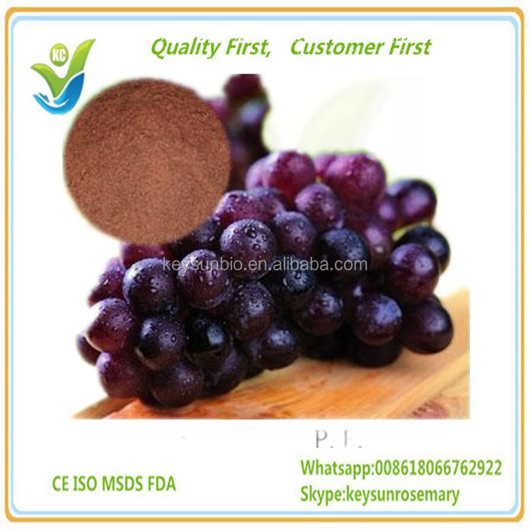 100% natural high quality grape seed extract /mahogany seeds