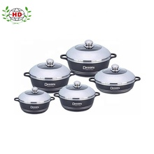 Best Quality and Low Price Aluminum Palm Restaurant Cookware for Kitchen