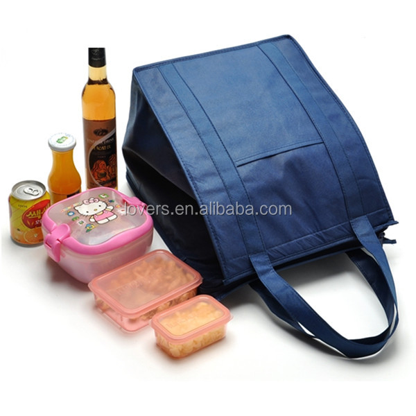 Non woven frozen lunch bag