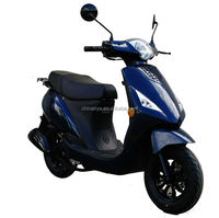 EEC approved 50cc new scooter Hot Selling