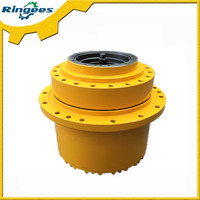 Excavator parts final drive gearbox, travel motor used for Volvo EC240BLC