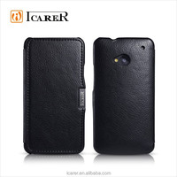 Card Holder Leather Case For HTC ONE M7