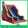 Giant inflatable floating water slide commercial inflatable water slide for kids / adult