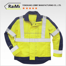 Newest design Anti-UV Anti-hook wire industrial workers protective clothing <strong>safety</strong> overall