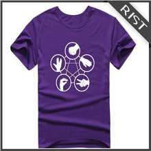 factory hot sales organic t shirts wholesale With Stable Function