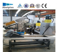 plastic recycling granulator machine/pelletizer machine/plastic granules making machine