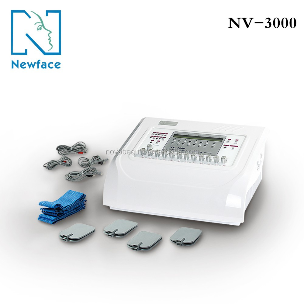 NV-3000 Far Infrared Ray EMS slimming body suit lymph drainage machine