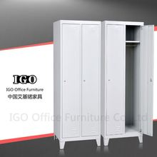 IGO-Furniture 2 doors living room metal locker gas cylinder storage cabinets