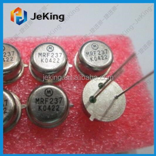 SILICON NPN RF POWER TRANSISTOR TO-39 MRF237