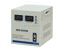 Servo motor automatic Single Phase High Precision Voltage Regulator, Voltage Stabilizer