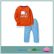 Soft 2pcs Newborn Kid Clothing Sets Wholesale