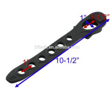 ATV/UTV/Snowmobile/Motor/Truck applied elastic rubber molded latch strap