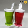 Pp/Ps/Silicone Plastic Type Exported Silicone Cup Machine Ice Slush Maker