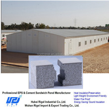 EPS Polystyrene Grain 100mm insulation eps sandwich wall panel