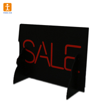Digital printing practical pvc form advertising sign boards for sale