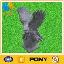 eagle animal sculpture carving stone