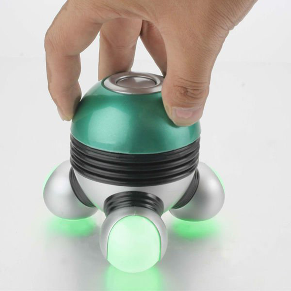 3 AAA battery UFO Mini Vibration Massager