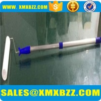 White Color Long Handle Silicone Sticky Roller