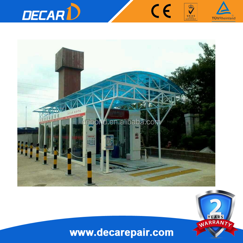 DECAR high pressure machine for car wash DK-9S