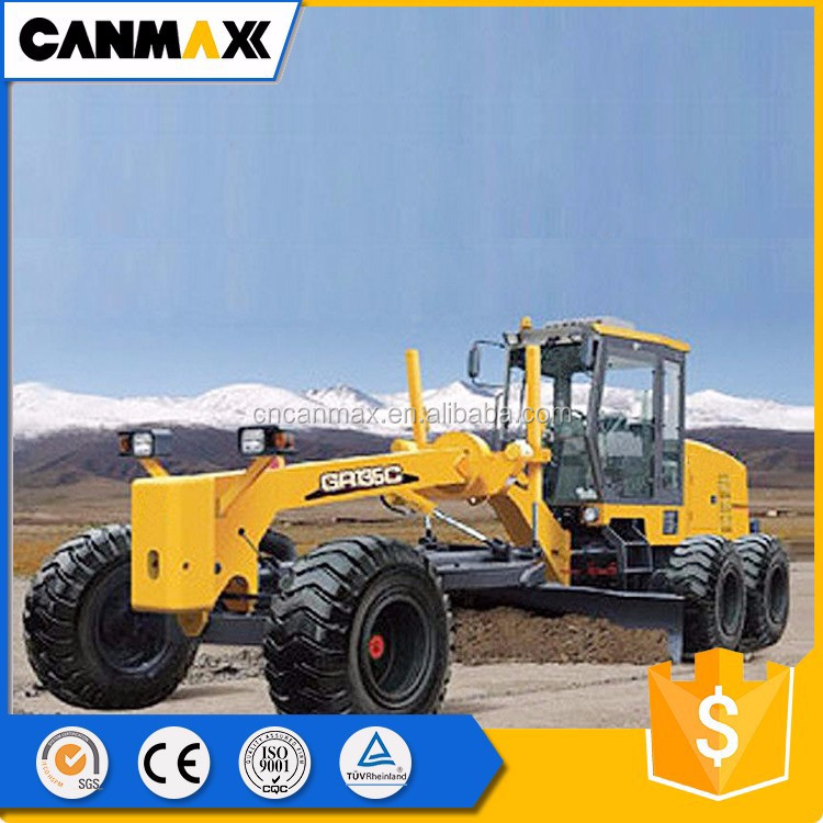 Safety Easy To Operate Certified 12G Motor Grader GR135